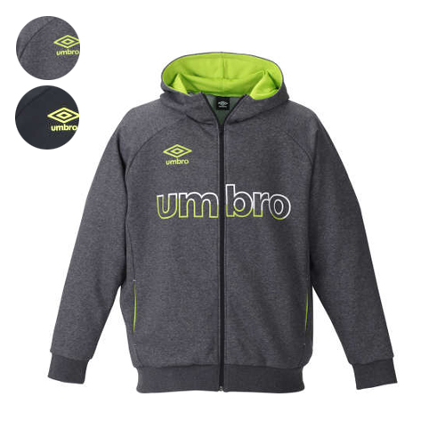 【大きいサイズ】【メンズ】UMBRO CU.ウォームスウェットフーデッドジャケット 3L/4L/5L/6L