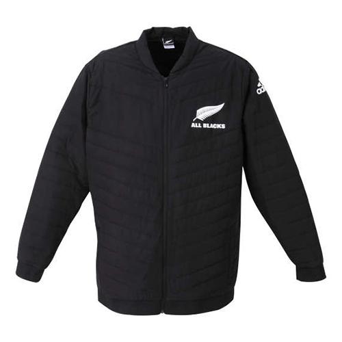 【大きいサイズ】【メンズ】 adidas All Blacks サポータースタジアムジャケット 8XO