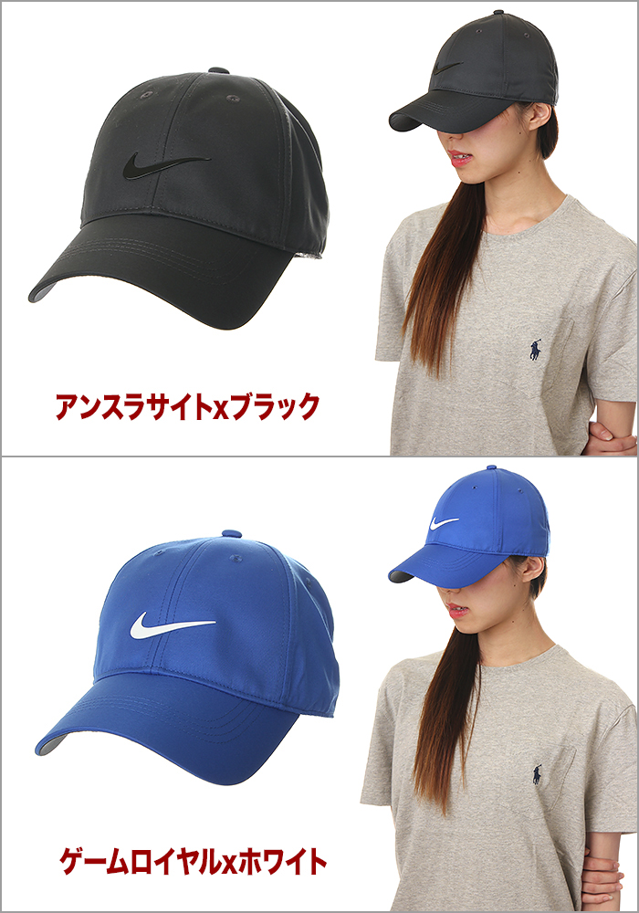 ... clearance nike cap mens womens nike cap hat low dry fit golf tennis  sports solid logo 38febb0e385