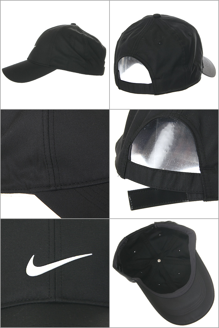 ee995175 It is black and white fast-dry USA model in Nike cap men gap Dis kids NIKE  CAP hat low cap dry fitting golf tennis sports gym training muscular  workout wear ...