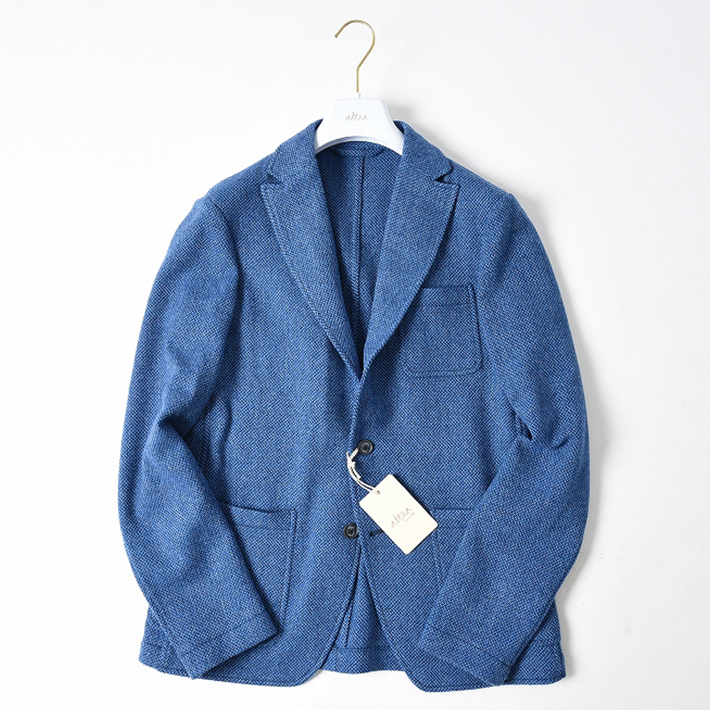 altea アルテア 【送料無料】ジャケット シングル 2つ ボタン ウール 100% メンズ ブランド イタリア 【秋冬】【あす楽対応_関東】