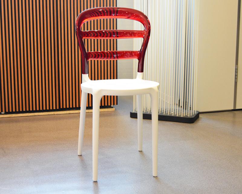 【激安アウトレット!】 【送料無料 BIBI】【即納可】Miss BIBI Chair Chair Chair】【Made ミスビビチェアー【Dining Chair】【Made in Italy】【dl】s-specchio, なかのふぁくとりー:ea4091b2 --- canoncity.azurewebsites.net