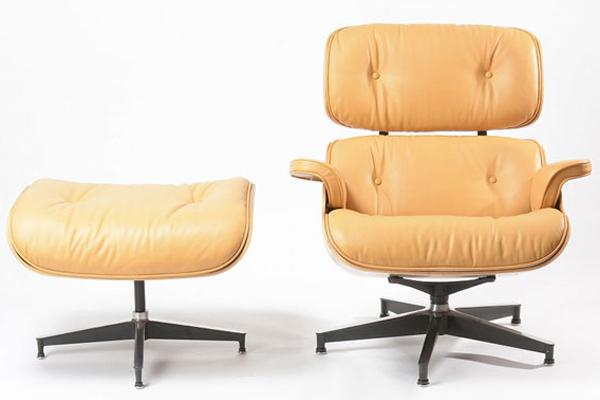 【送料無料】【即納可】Eames lounge chair & Ottomanイームズ ラウンジチェア & オットマン セット OAK【リプロダクト家具】【ジェネリック家具】【dl】s-specchio