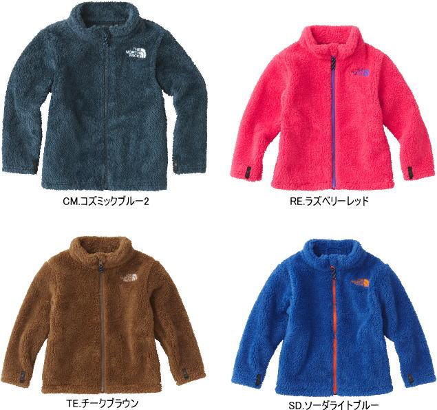 【2018-19 Fall&Winter】【送料無料】THE NORTH FACE/ノースフェイス Sherpa Fleece Jacket(シェルパフリースジャケット)/NAJ71605【キッズ】【子供用】
