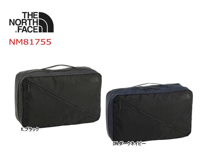 ノースフェイス Glam Travel Box M(グラムトラベルボックスM)/NM81755【小物入れ】