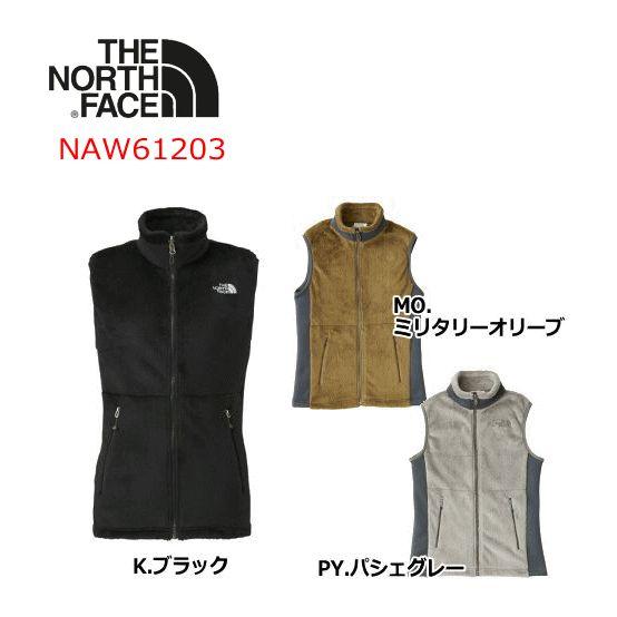 【2017-18 Fall&Winter】【送料無料】THE NORTH FACE/ノースフェイス ZI Versa Mid Vest(ジップインバーサミッドベスト〔レディース〕)/NAW61203【ウィメンズ】【ベスト】【フリース】【ジップインジップ対応】