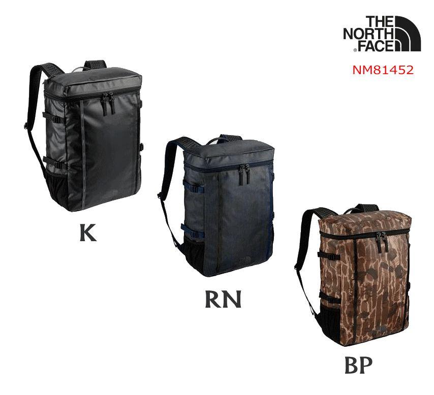 THE NORTH FACE/ノースフェイス Profuse Box(プロヒューズボックス)/NM81452【ボックス型パック】【ノートPC対応】