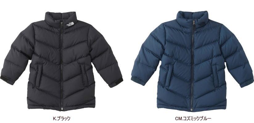 【2018-19 Fall & Winter】【送料無料!!】THE NORTH FACE/ノースフェイス Ascent Coat(アッセントコート)【Kids】/NDJ91865 【キッズダウンコート】【子供防寒】