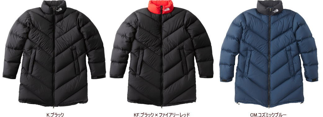 ノースフェイス ND91831 Ascent Coat(アッセントコート) メンズ/アウター/ダウンジャケット