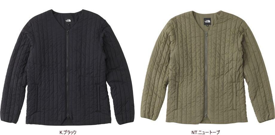 【2018-19 Fall&Winter】【送料無料】THE NORTH FACE/ノースフェイス Transit Cardigan(トランジットカーディガン)/NY81861【メンズ】【アウトドア】【中わた入りカーディガン】