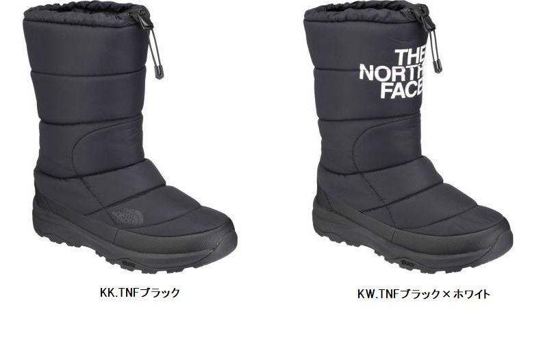ノースフェイス NF51872 Nuptse Bootie WP 6 Tall(ヌプシブーティ ウォータープルーフ6 トール)