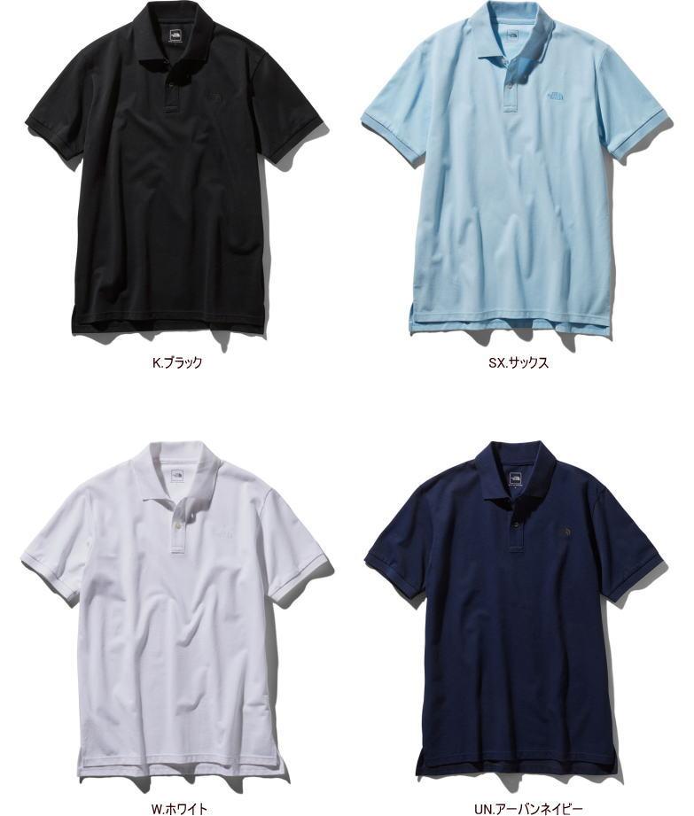 ノースフェイス S/S Cool Business Polo(ショートスリーブクールビジネスポロ)/NT21938【メンズ】【ポロシャツ】