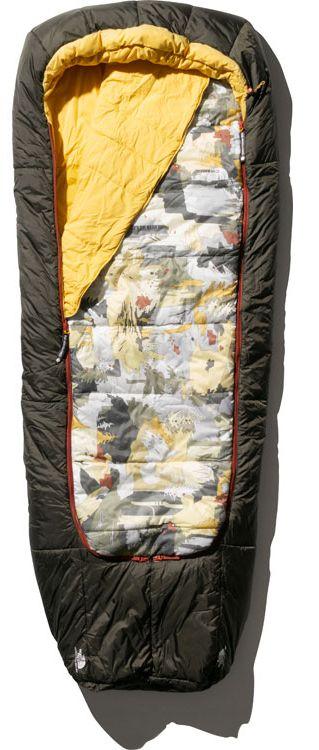ホームステッドベッド 寝袋 NBR41900 ノースフェイス シュラフ