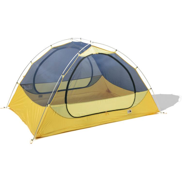 ノースフェイス NV22005 エコトレイル3P メッシュテント キャンプ フィッシング