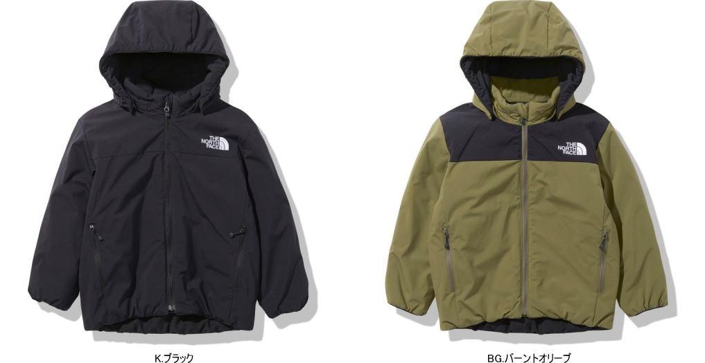 子供用中綿入りジャケット ノースフェイス 早割クーポン NYJ82030 正規品送料無料 キッズ 2020秋冬モデル ジェランドインサレーションジャケット