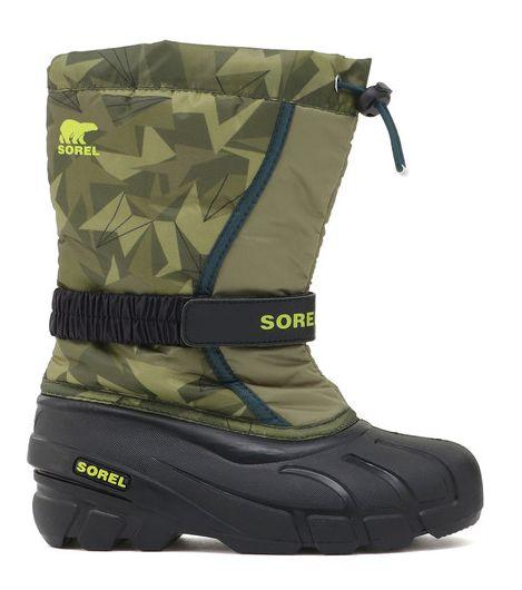 ソレル NY3504 ユース フルーリー キッズ/ジュニア/ウィンターブーツ/防寒ブーツ