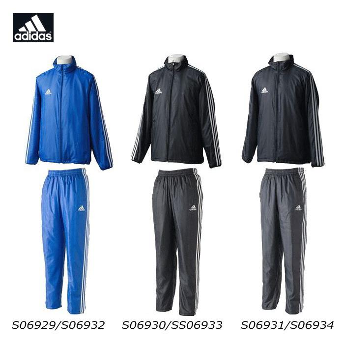 【送料無料】adidas/アディダス SHADOW ウォーマージャケット・パンツセット/JDP32、JDP33【中綿入り】【サッカー】