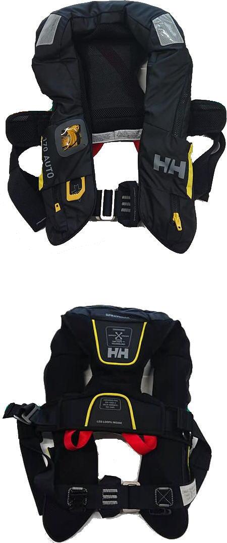 ヘリーハンセン セイルセーフインフレータブルレース HH81820