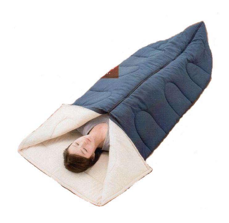 ミズノ ブレスサーモシュラフ/C2JN450114(C3JSF80114)【寝袋】【封筒型】【ひざ掛け】【マット】【防災対策】