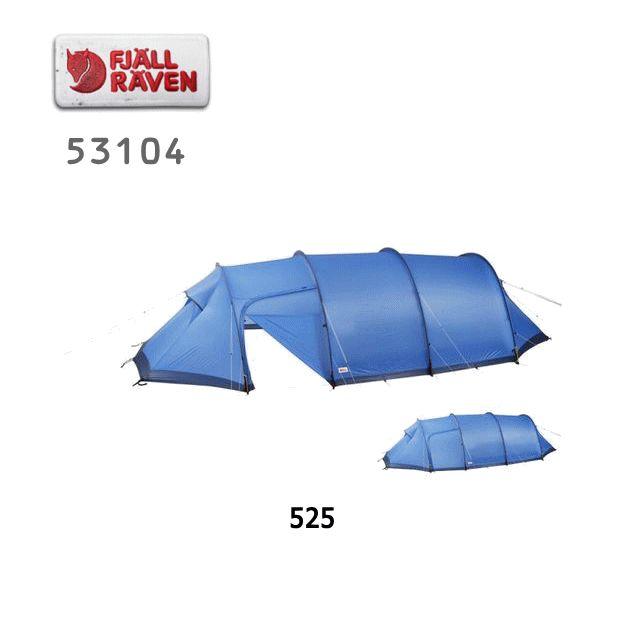 【送料無料】FJALLRAVEN/フェールラーベン Abisko Endurance 4/53104【アウトドア】【トンネル型テント】【4人用テント】