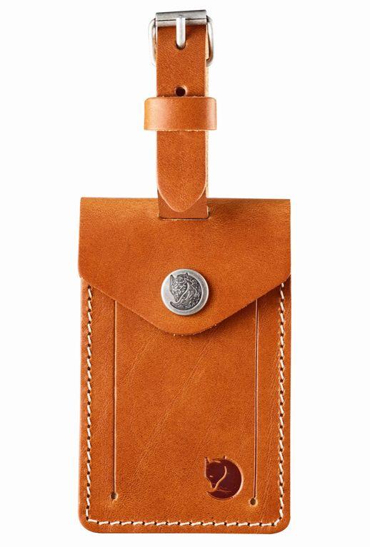 フェールラーベン 77362 レザーラゲージタグ【カラー:249.Leather Cognac】/メール便選択で送料無料