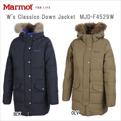 【送料無料!!】Marmot/マーモット W's Classico Down Jacket(ウィメンズクラシコダウン)/MJD-F4529W 【ダウン】【ウィメンズ】