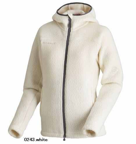 【送料無料】MAMMUT/マムート MIRACLES Hooded Jacket Women/1014-00110【ウィメンズ】【防寒】【フリースジャケット】【フード付き】