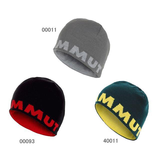マムート 1090-04890 マムートロゴビーニー/メール便選択で送料無料