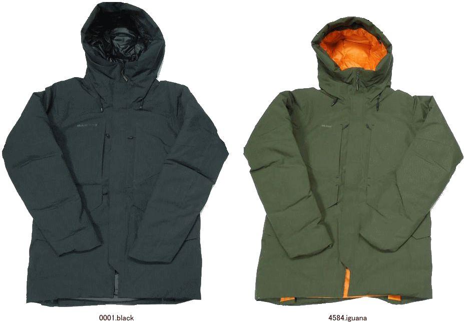 【2018-19 Fall&Winter】【送料無料】MAMMUT/マムート Seon HS Thermo Hooded Coat Men(セオン ハードシェルサーモフーデットコート)【Men's】/1010-26720【防寒】【ダウンコート】