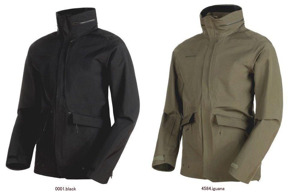 マムート Seon HS Jacket Men(セオン ハードシェルジャケット)【Men's】/1010-26710【防風】【レインジャケット】