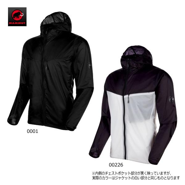 マムート 1012-00190 コンベイウィンドブレーカーフーデッドジャケット アジアンフィット メンズ