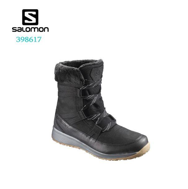 SALOMON/サロモン HEIKA LTR CS WP/398617【ウィメンズ】【ウィンターブーツ】【23.0cm・24.0cm・25.0cm】