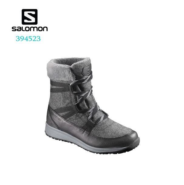 【2017-18 Fall&Winter】【送料無料】SALOMON/サロモン HEIKA CS WP/394523【ウィメンズ】【ウィンターブーツ】【23.0cm・24.0cm・25.0cm】