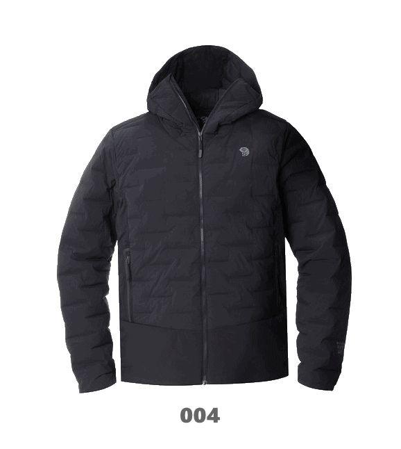 2019 FallWinterダウンジャケット送料無料 マウンテンハードウエア OM8267 スーパーDSクライムジャケット 男性用 2019秋冬モデル