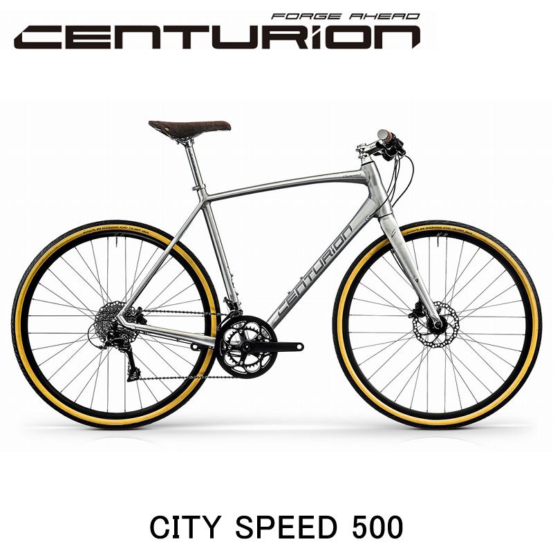 CENTURION シティスピード500 2020年 センチュリオン CITY SPEED 500[S-STAGE]