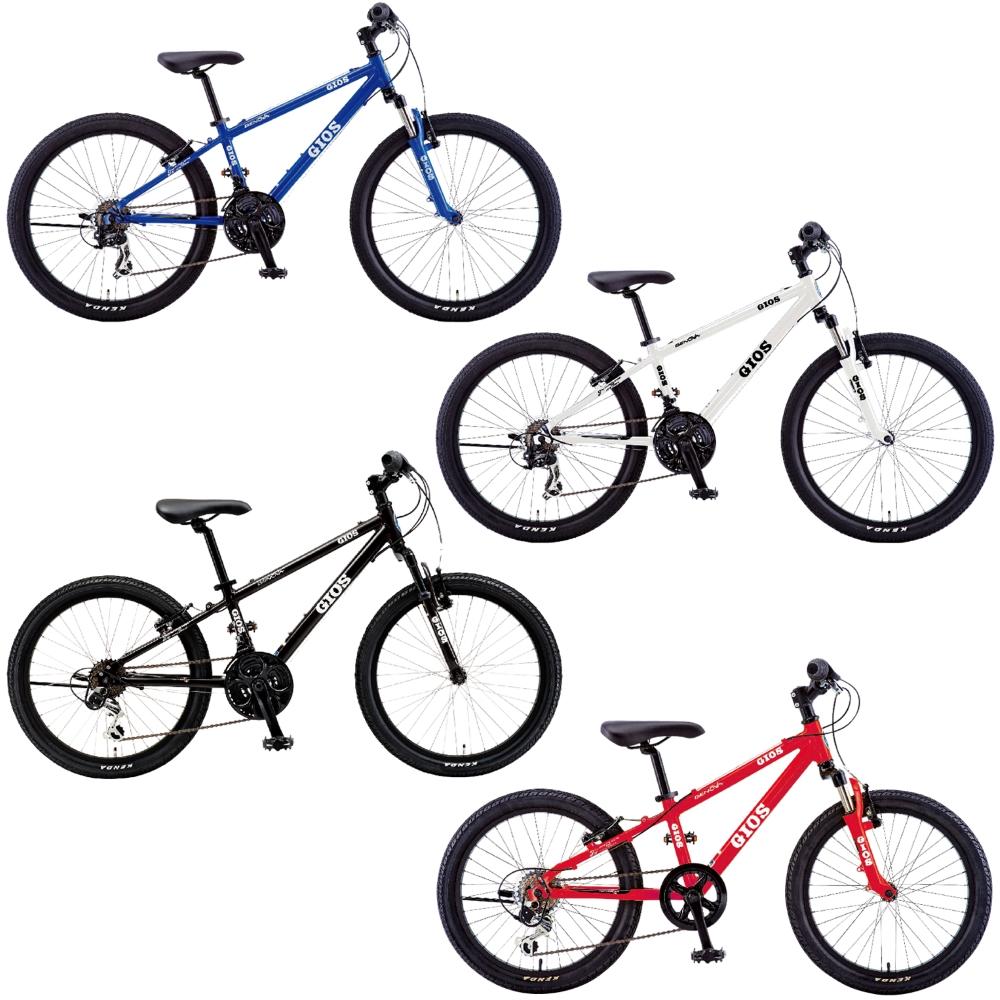 GIOS ジェノア24 [適応身長:125-145cm] 2020年 ジオス GENOVA24ジュニア・子供用自転車[S-STAGE]