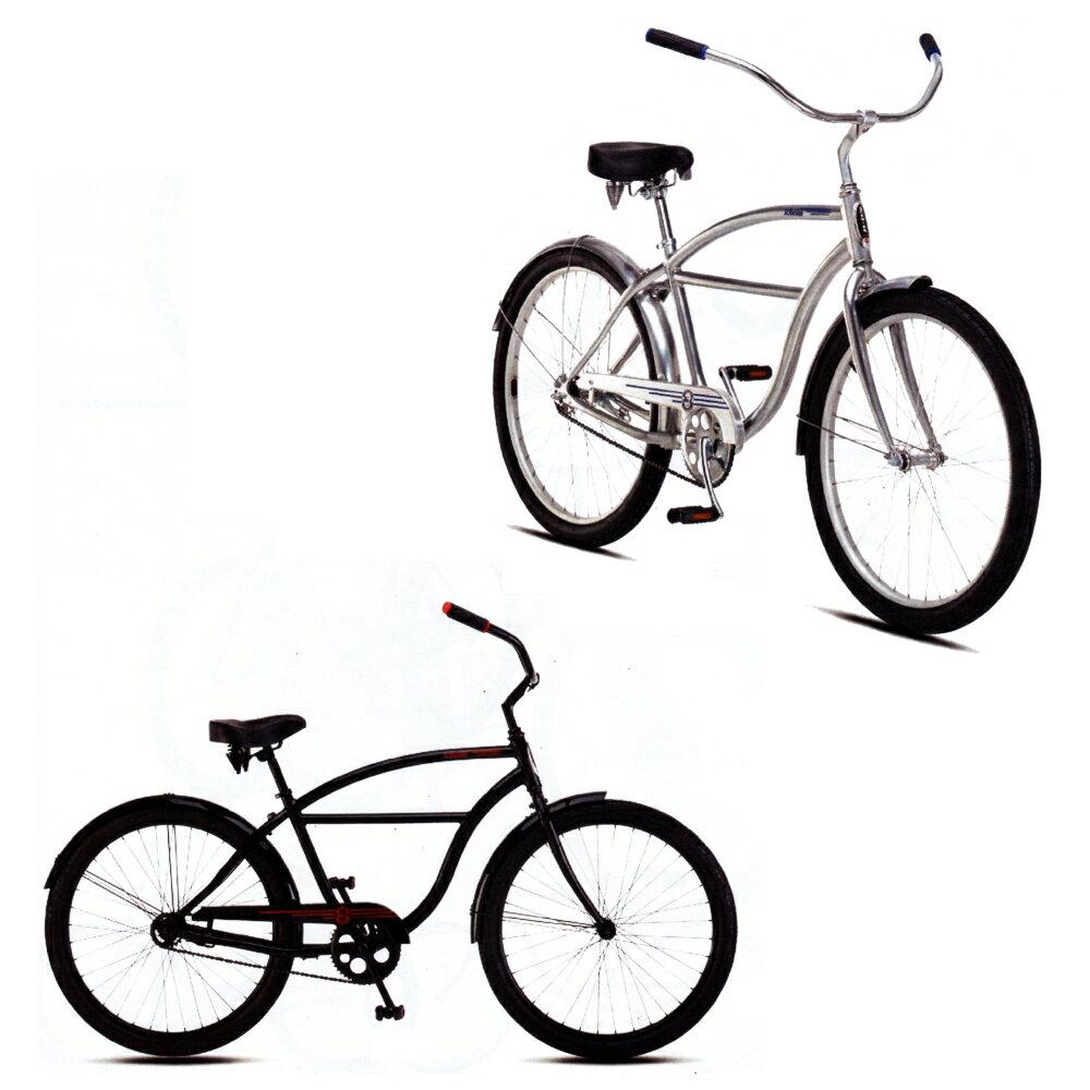 シュウィン(SCHWINN) アル1(ALU1) 2019年モデル シングルクルーザーバイク