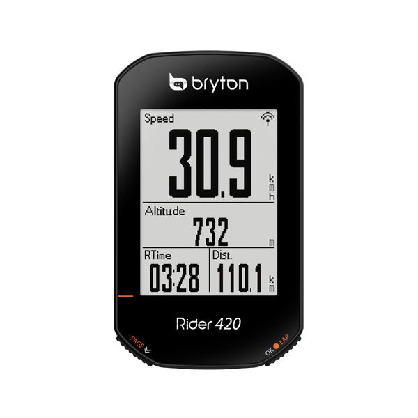 ブライトン 当店は最高な サービスを提供します 全品最安値に挑戦 Rider420E Bryton S-STAGE ライダー420E