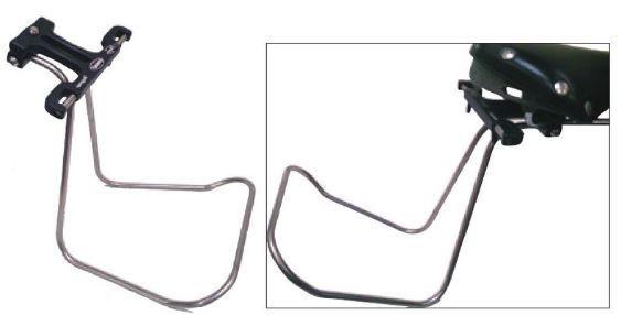 自転車 バック Carradice キャラダイス バッグマンQRエクスペンド サドルバッグ Made in イングランド【送料無料】
