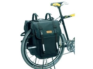 【エントリーでP10倍★10/28(日)10時~】オーストリッチ パニアバッグ特大 OSTRICH 自転車 サイドバッグ