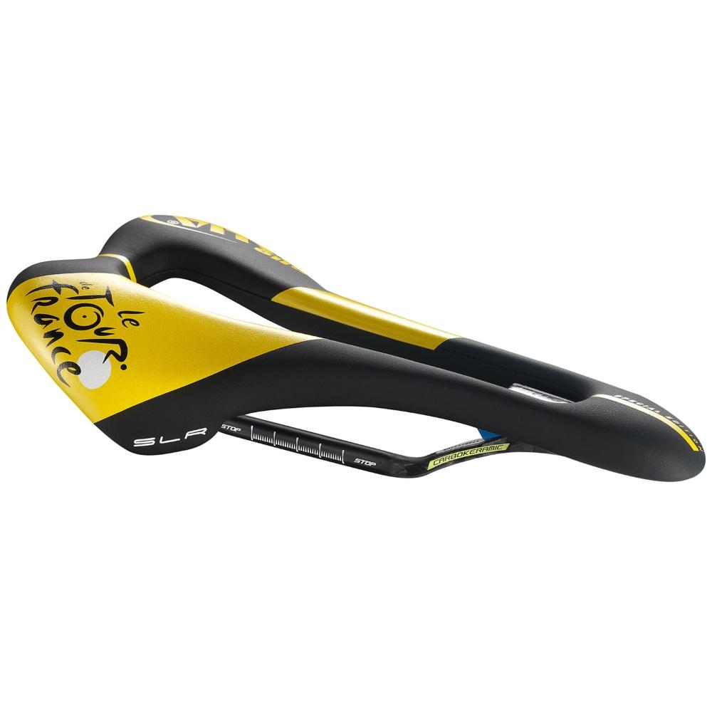 セライタリア(Selle ITALIA) ツール・ド・フランス SLR キットカルボニオ スーパーフロー Sサイズ(Tour de' France SLR Kit-Carbonio SuperFlow S-Size) 2019年モデル[S-STAGE]