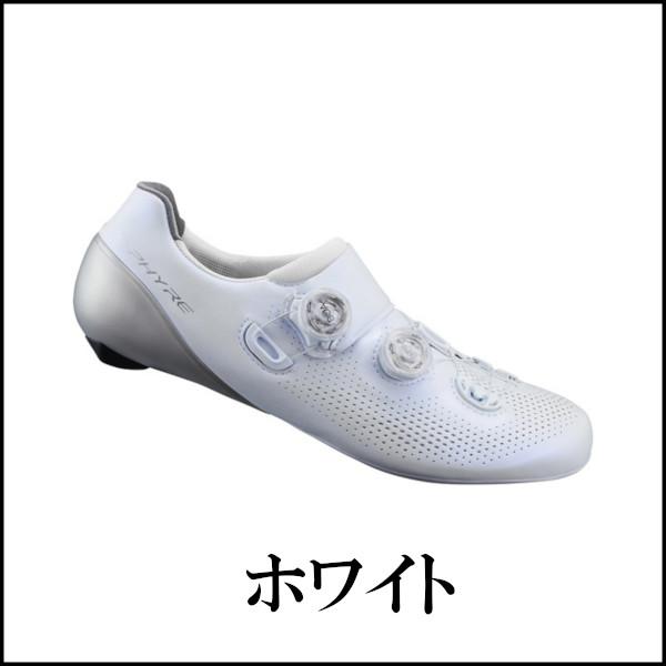 シマノ RC9(SH-RC901) 2019年モデル ロード用シューズ ホワイト