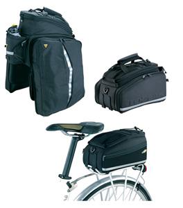 【24時間限定エントリーでP8倍★15日(日)0時より】トピーク トランクバッグDXP (ストラップタイプ) TOPEAK TrunkBag (Strap Type) 自転車 トランクバッグ