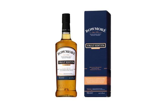 サントリー ボウモア ヴォルト 51度 700ml 【高級ウイスキー/蒸留酒】【正規品】【サントリー】【数量限定】