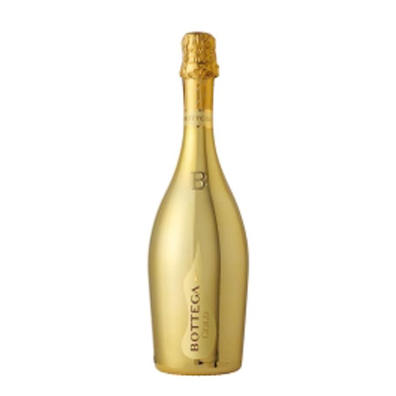 ボッテガ ゴールド ダブルマグナム/ジェロボーム 3000ml/3L 【イタリア/ヴェネト】【スパークリングワイン/白/辛口/プロセッコ】BOTTEGA GOLD【父の日】