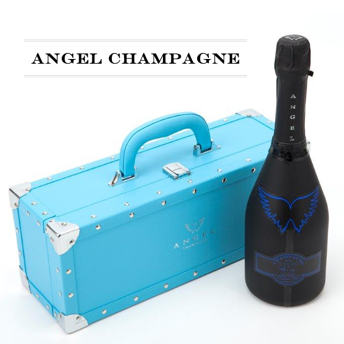 エンジェル シャンパン ヘイロー・ブルー 750ml 【送料無料/クール料金込】【取寄せ】【フランス/シャンパーニュ】【包装のし非対応】ANGEL CHAMPAGNE