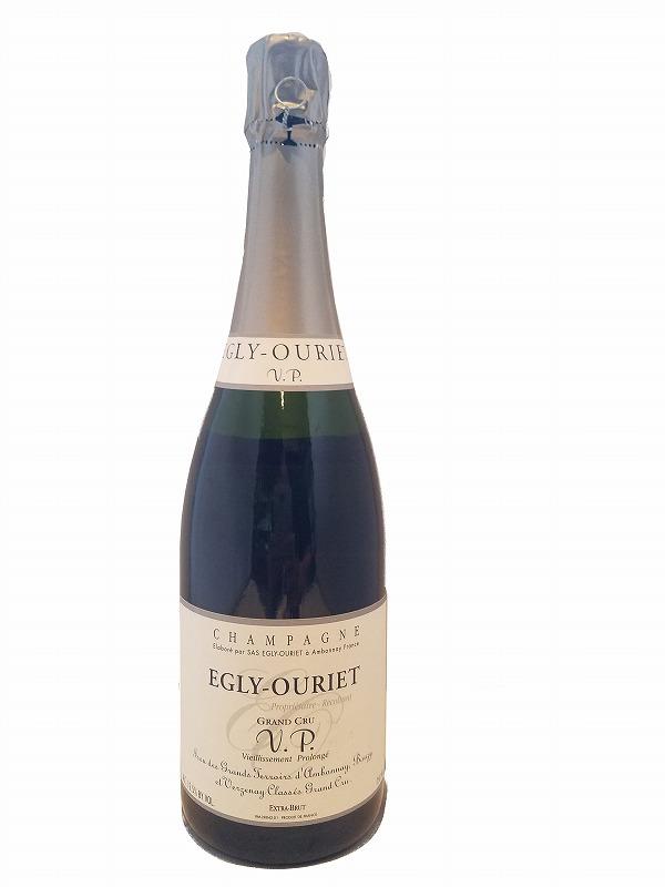 【NV】エクストラ・ブリュット ヴィエイユスマン・プロロンジュ グラン・クリュ エグリ・ウーリエ 750ml【送料無料/クール料金込】【フランス/シャンパーニュ】【シャンパン】【正規輸入品】【高級セラーワイン】
