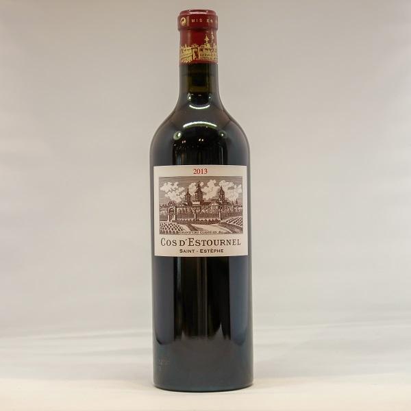 シャトー・コス・デストゥルネル2013 750mlCOS D'ESTOURNEL【フランス/ボルドー/サンテステフ】【赤ワイン】