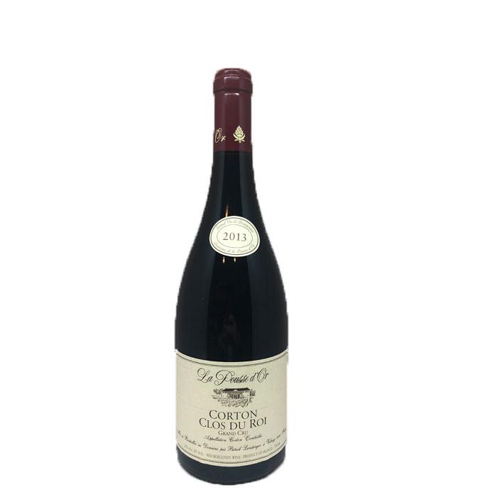 肌触りがいい [2013] コルトン・ル・クロ・デュ・ロワ [ラ・プス・ドール] 750ml【クール推奨】【フランス/ブルゴーニュ】【赤ワイン】【正規輸入/ラック】pousse d'or【MA】, 東成なまこや 64c78040