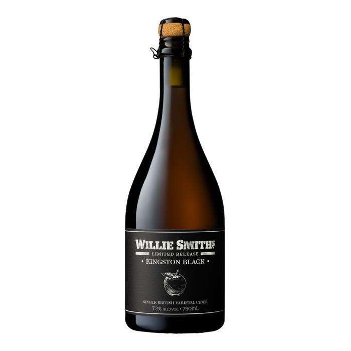 安い ウィリースミス キングストンブラック 売り込み 瓶 750ml クール推奨 オーストラリア 包装のし非対応 シードル りんご アップルサイダー リンゴ酒